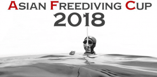 Asian Freediving Cup Begins This Weekend