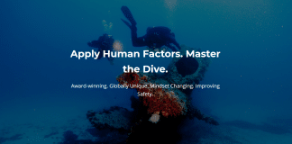 IANTD Partners With The Human Diver To Offer 'Human Factors' Online Micro-Class