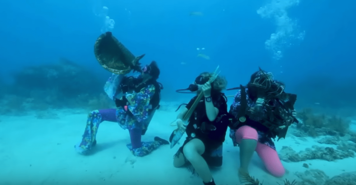 Lower Keys Underwater Music Festival