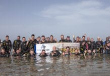Team Deptherapy Red Sea Expedition.
