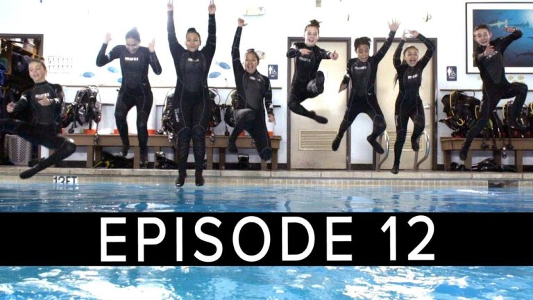 'A Rising Tide' Webseries – Episode 12 – Last Day in the Pool and the Lionfish Issue