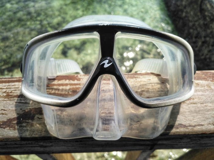 Review Extra: Aqualung Sphera Freediving Mask 2