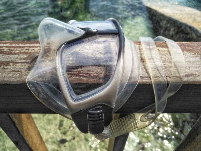 Review Extra: Aqualung Sphera Freediving Mask 3