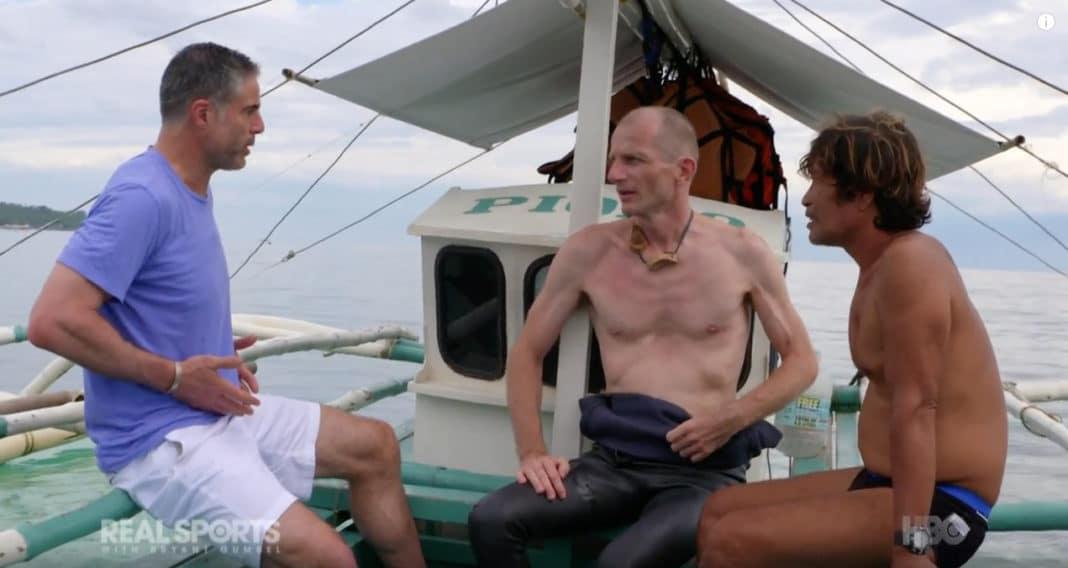 HBO 'Real Sports' To Air Segment On Sama Bajau Freedivers