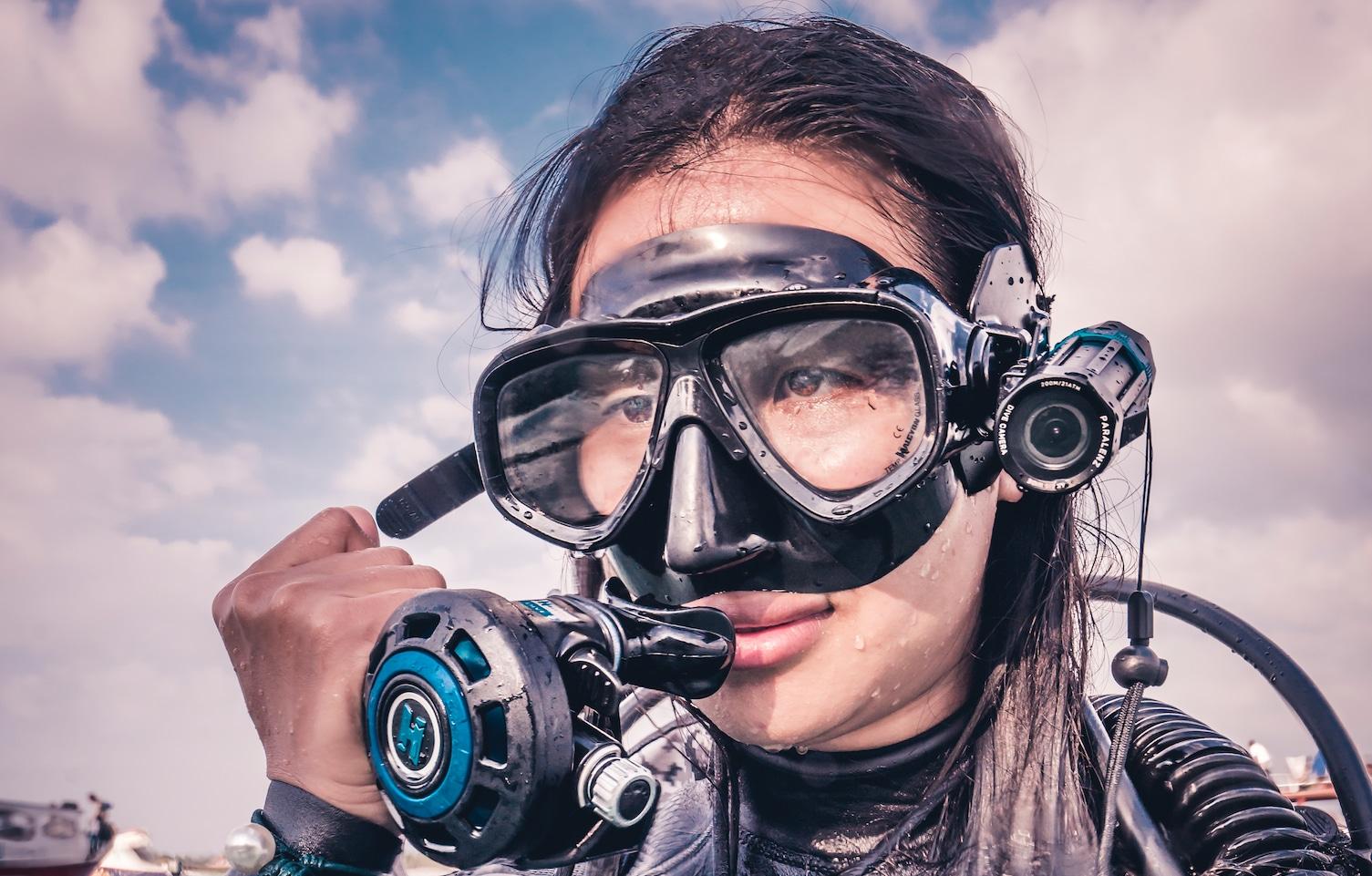 Paralenz Unveils Dive Camera+