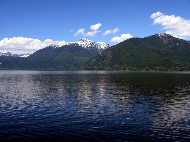 Porteau Cove Provincial Park British Columbia by Kyla Duhamel