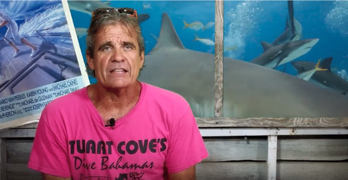 Stuart Cove Blasts The Media For Its Portrayal Of Sharks