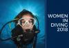 Women in Diving 2018