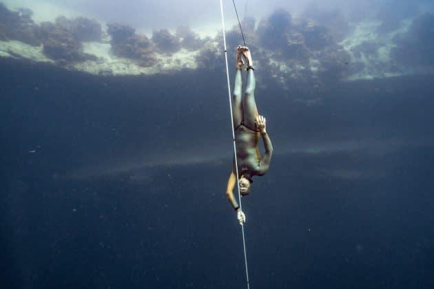Adam Stern - OriginECN Vertical Blue - Day 1. Photo by Daan Verhoeven