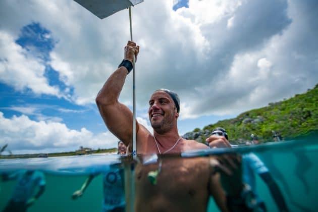 Adam Sellars - OriginECN Vertical Blue - Day 4. Photo by Daan Verhoeven