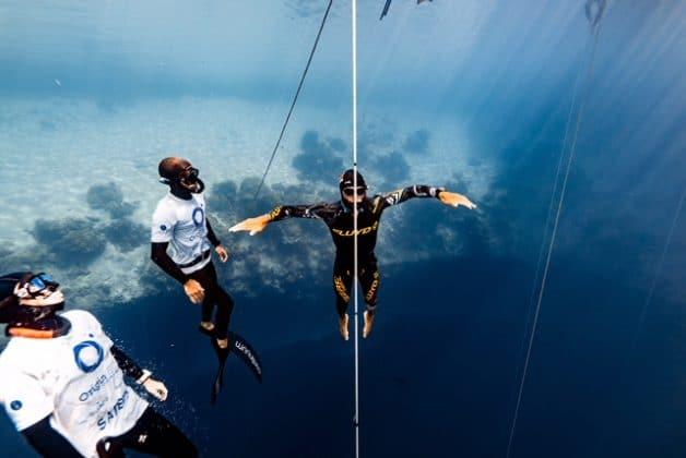 Homar Leuci - OriginECN Vertical Blue - Day 4. Photo by Daan Verhoeven