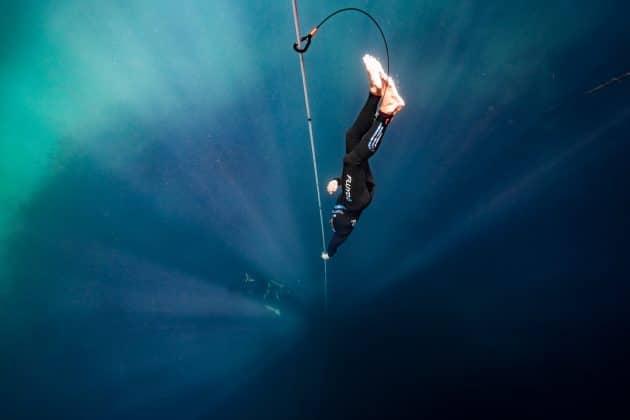 Martin Zajac - OriginECN Vertical Blue - Day 2. Photo by Daan Verhoeven