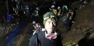 Thai Navy Diver Saman Kunan