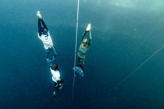 Stig Pryds - OriginECN Vertical Blue - Day 5. Photo by Daan Verhoeven