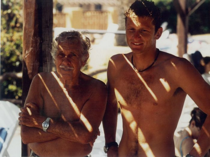 Umberto Pelizzari & Jacques Mayol