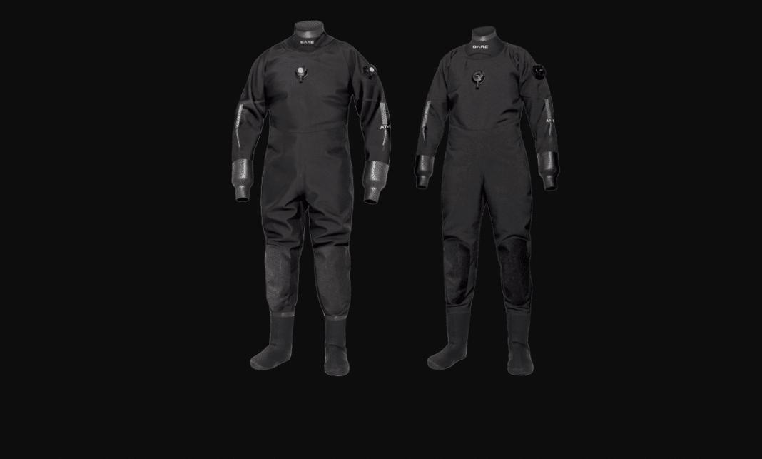 Bare's New Aqua Trek 1 Drysuit Now Available