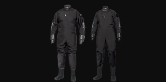 Bare's New Aqua Trek 1 Drysuit Now Available