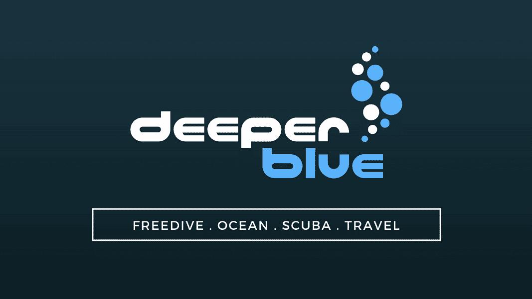 DeeperBlue.com - Welcome Header