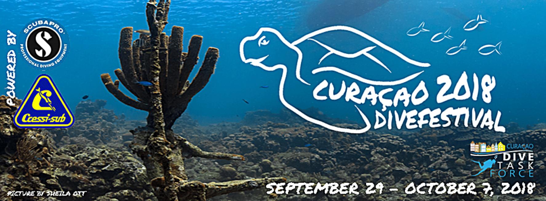 Curacao 2018 Dive Festival