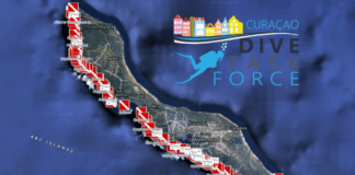 Curaçao Dive Task Force Announces Interactive Dive Site Map