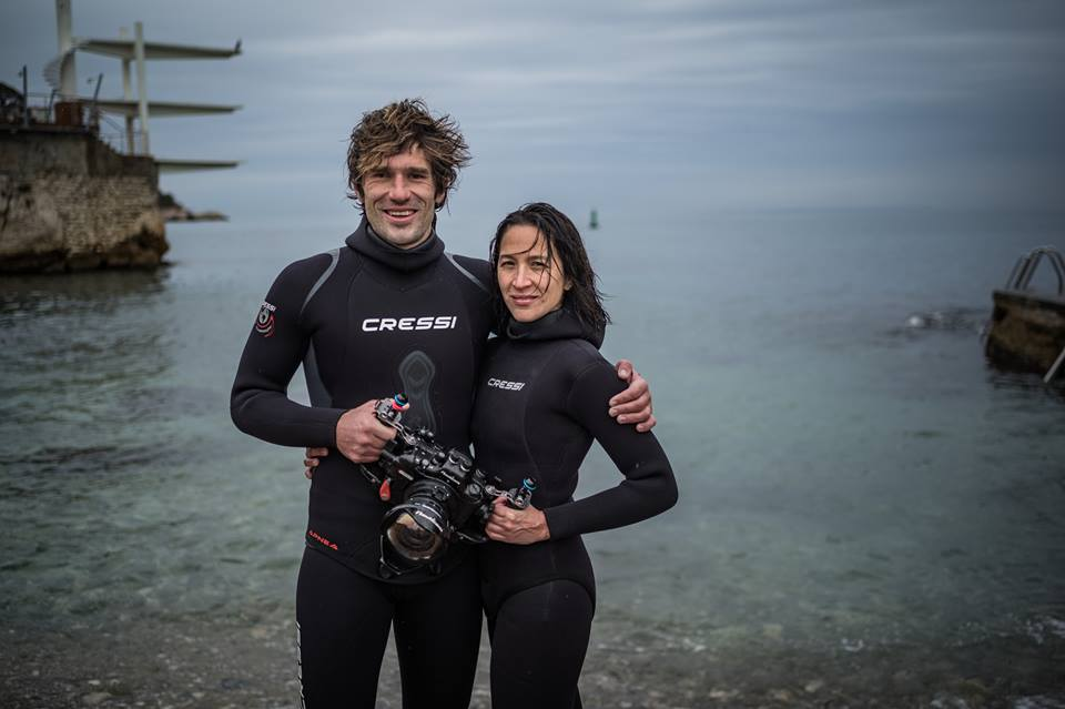 Nery, Gautier Named Ocean Quest Global Coral Reef Ambassadors