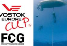 Vostok Europe Freediving Cup To Take Place In Kalamata, Greece