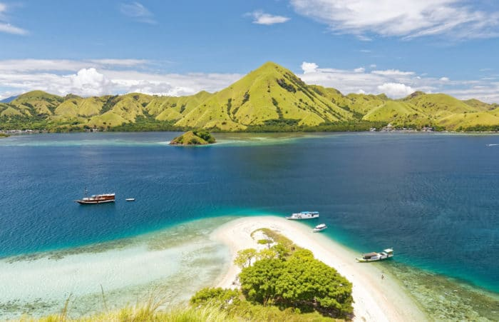 Island of Flores Komodo National Park by Christopher Harriot