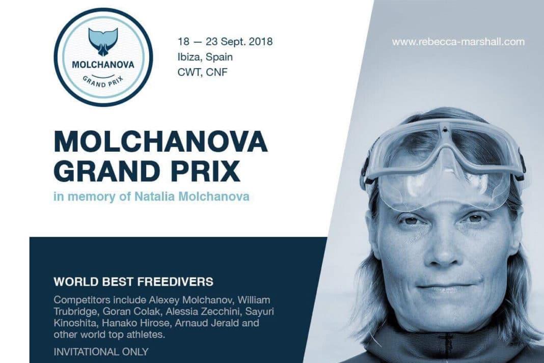 Molchanova Grand Prix Freediving Competition Announced