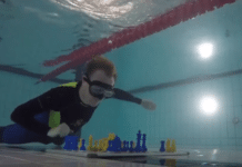 Underwater Chess Championship