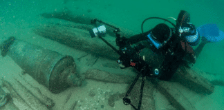 00-year-old shipwreck found off Portugal coast
