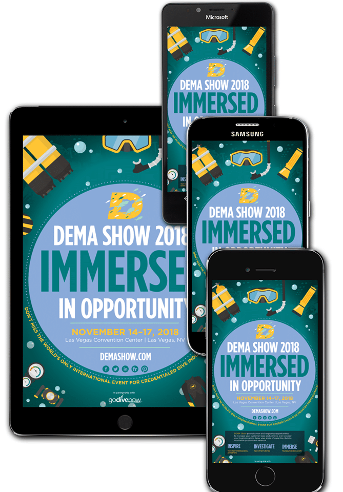 DEMA Show App