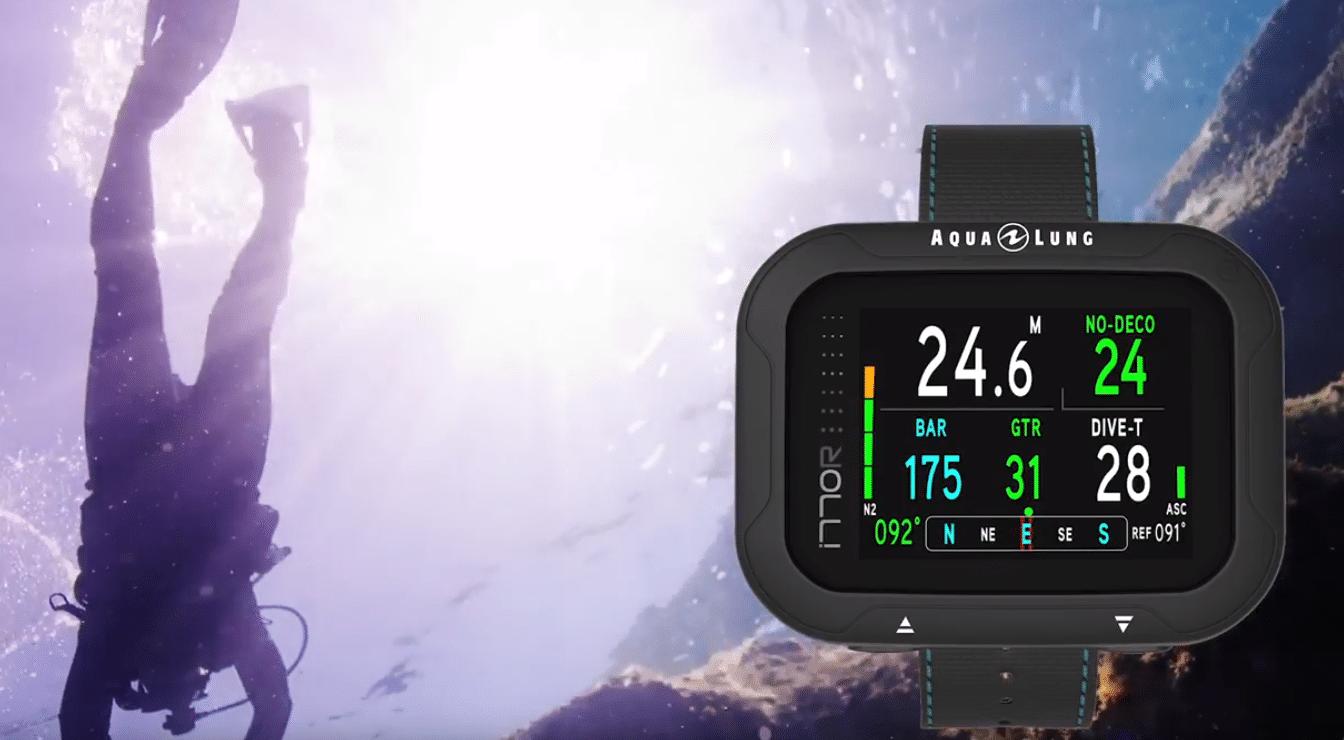 AquaLung Unveils i770R Dive Computer
