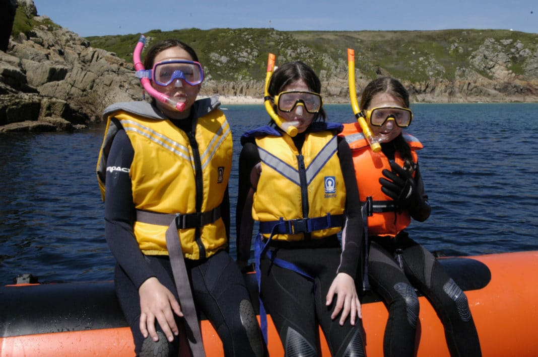 BSAC Aims To Get More Young People Into Snorkelling, Scuba Diving (Photo Credit: BSAC)