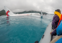 U.S. Navy Divers Helped Rescue Passengers From Chuuk Plane Crash