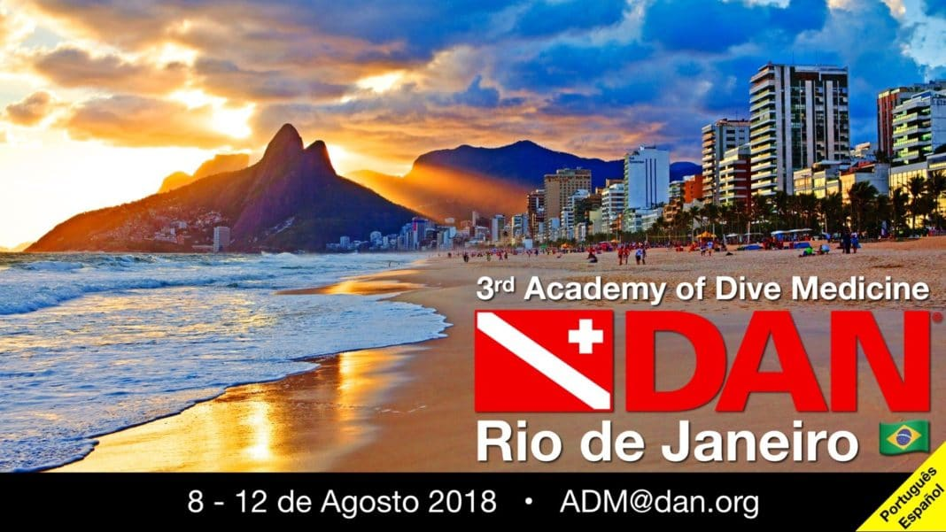 Academy of Dive Medicine 2018 - Brazil