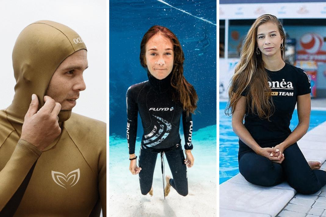 Alexey Molchanov, Alessia Zecchini & Natalia Zharkova