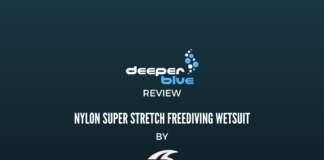 Review - Bestdive Nylon Super Stretch Freediving Wetsuits
