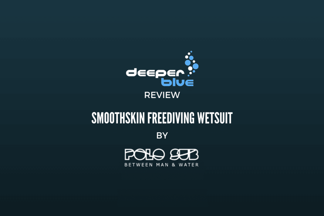 Review - Polosub Smoothskin Freediving Wetsuit