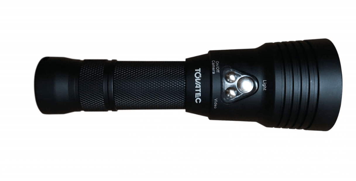 Tovatec MERA integrated light and camera