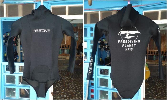 bestdive nylon wetsuit