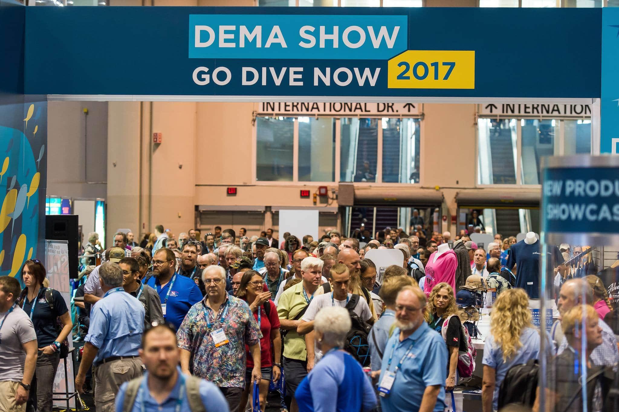 DEMA Show 2017 Kicks Off