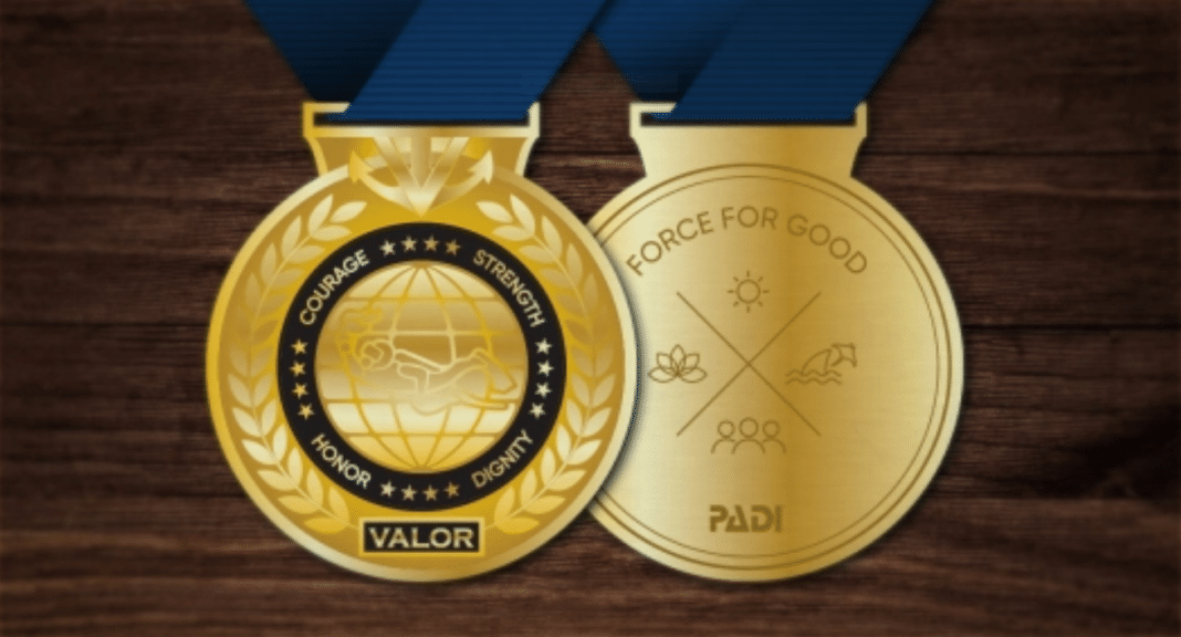 PADI To Award First Medal of Valor To Thailand Cave Dive Experts