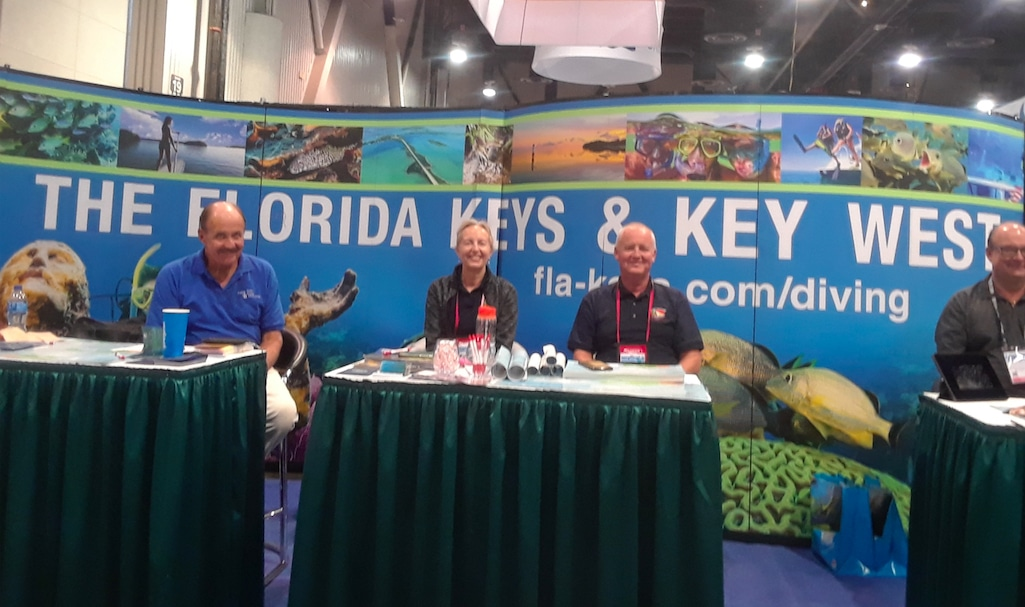 Florida Keys at DEMA Show 2018