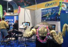 Hawaii Pavilion At DEMA Show 2018
