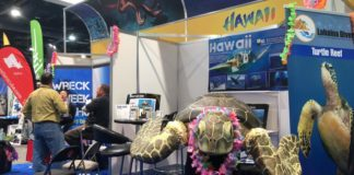 Hawaii Pavilion At DEMA Show 2018