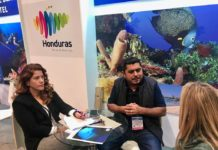 Honduras tourism at DEMA Show 2018