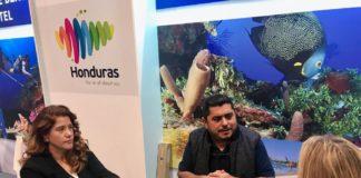 Honduras tourism at DEMA Show 2018