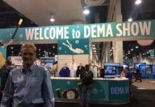Tom Ingram at DEMA Show 2018