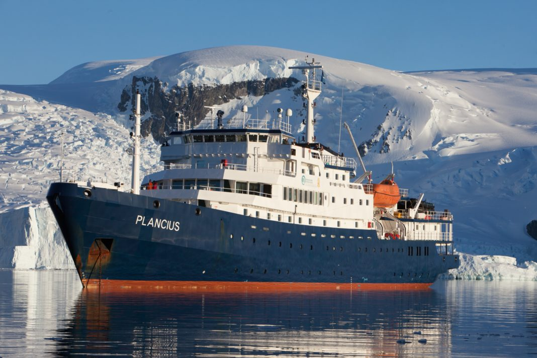Worldwide Expeditions's M/V Plancius