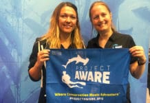 Project AWARE Dive Against Debris at DEMA Show 2018